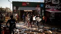 Two killed as foreign-owned shops targeted in S.Africa [No Comment]