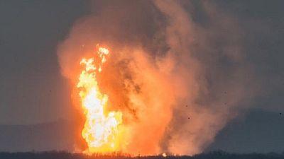 Afrique du Sud : au moins 8 morts dans une explosion d'origine indéterminée