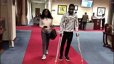 Torture, bastonnade ... pour la 1ère fois, le député Bobi Wine parle de ce qu'il a vécu