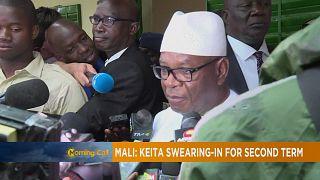 Mali's Boubacar Keita begins second five year term [The Morning Call]