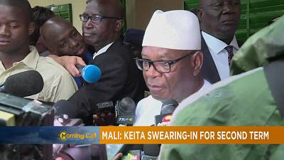 Mali's Boubacar Keita begins second five year term [The Morning Call]