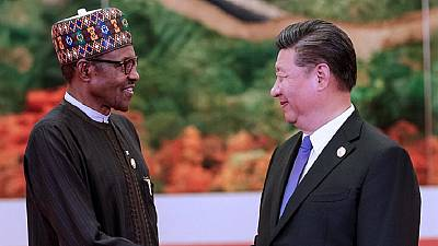 Nigeria's Buhari defends China, dismisses talk of 'debt trap'