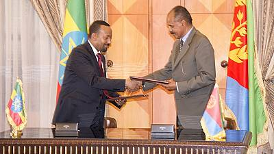 Interview: Ethiopian journalist on 'unbelievable' peace with Eritrea