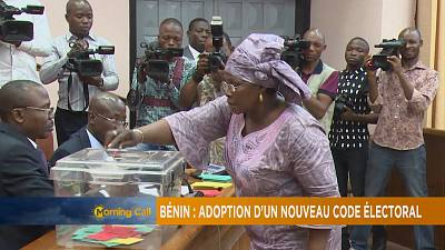 Benin republic adopts new electoral Code [The Morning Call]