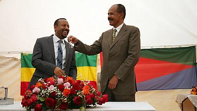 Ethiopian PM returns to Eritrea on unannounced working visit