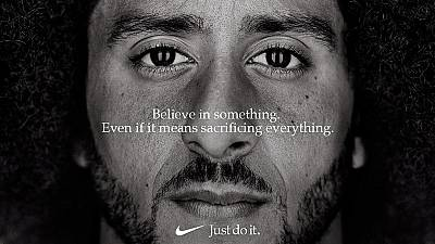 Nike et Kaepernick : Serena d'accord