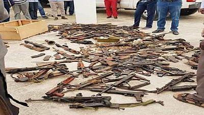Congo : début du ramassage des armes dans le Pool