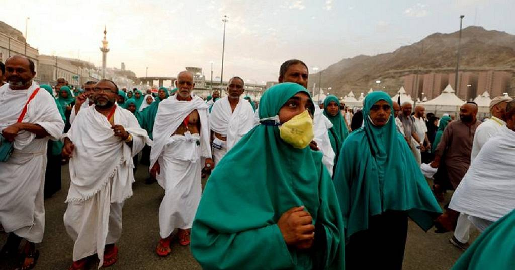African pilgrims constituted 9 5% of 2018 Hajj population