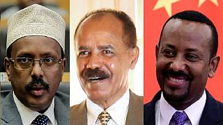 Asmara hosts meeting between Ethiopia, Eritrea, Somalia leaders