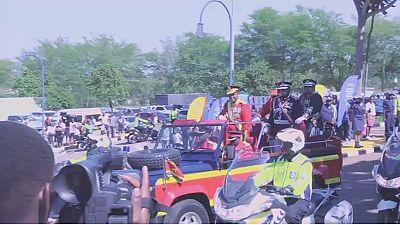 L'eSwatini fête son 50e anniversaire d'indépendance