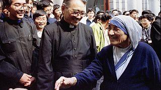 Devoir de mémoire: il y a 21 ans, mourait Mère Teresa, visage de la charité chrétienne