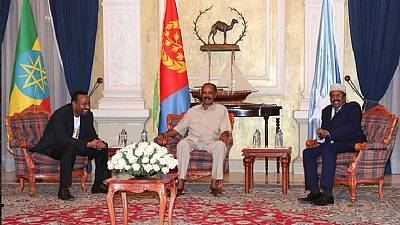 Ethiopia, Somalia urge dialogue to resolve Eritrea, Djibouti dispute