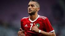 Morocco's Hakim Ziyech named best footballer in Dutch league