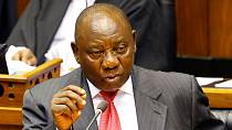 South Africa president says recession is 'transitional issue'