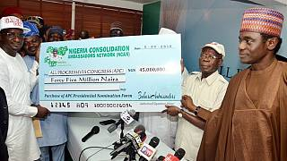 Benevolent Nigerians pay for Buhari's $130,000 nomination forms