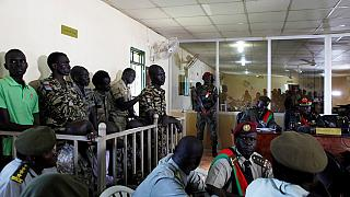 Ten South Sudan soldiers jailed for murder, rape in 2016 hotel raid