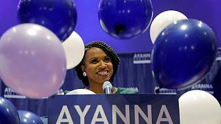 Massachusetts gets first African-American Congresswoman: Ayanna Pressley