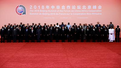 Photos: Seven African leaders who did not wear suits during China summit