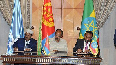 Ethiopia, Eritrea, Somalia pact boost for regional peace, devt: EU