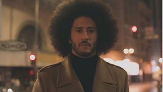 Kaepernick is face of controversial Nike ad as Trump criticizes sportswear company
