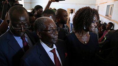 Zimbabwe : Mugabe appelle son successeur à autoriser des manifestations pacifiques