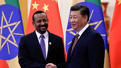 China extends repayment of Ethiopia railway loan to 30 years