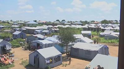 US resettles displaced South Sudanese to improve security in camps