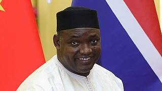 Gambia regrets previous ties with Taiwan: President tells China