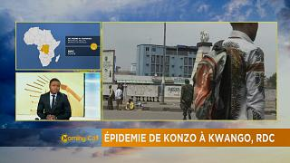 Over 200 people affected by 'Konzo' disease in DRC [The Morning Call]