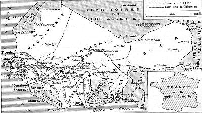 Trait d'histoire : l'éclatement du RDA après les indépendances (3/3)