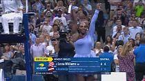 Serena Williams' 9th US Final
