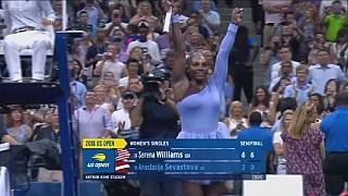 Serena Williams' 9th US Final