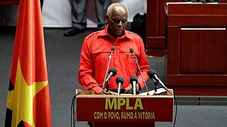 Ex-Angola president dos Santos quits last political post
