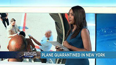 Plane quarantined in New York; UK, Russia spat [International Edition]