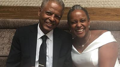 PG7's Andargachew Tsege shares wedding photo with Ethiopians
