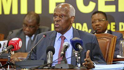 Angola : dos Santos se retire de la vie politique après plus de 40 ans de règne