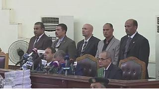 Egypt sentences 75 people to death over 2013 sit-in