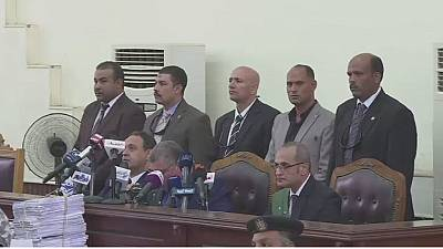 Egypt court sends 75 to death, 47 to life over 2013 sit