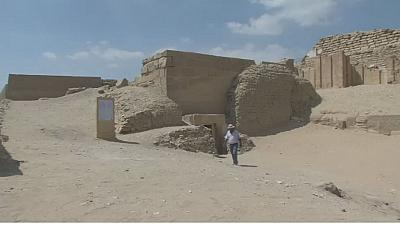 Egypt opens a 4000-year old tomb to the public