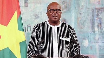 Burkina : le président Kaboré promet d'éradiquer les attaques jihadistes