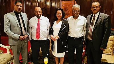 Ethiopia govt welcomes leadership of Ginbot 7 back home