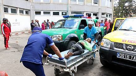 Stampede at Madagascar – Senegal AFCON qualifiers, dozens injured