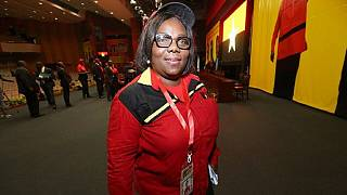 Angola ruling MPLA party elects woman as deputy president
