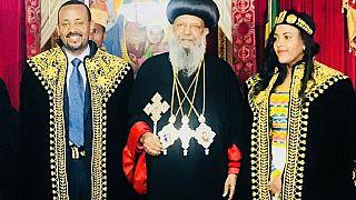 Photos: Ethiopia PM dedicates award to agents of democratic change