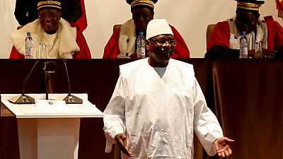 Mali's Keita appoints new defence minister to deal with security crisis