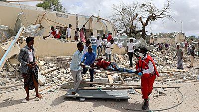 Somalie : au moins quatre morts dans l'attaque d'un bâtiment gouvernemental