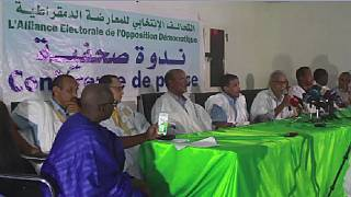 Élections en mauritanie: l'opposition dénonce des fraudes