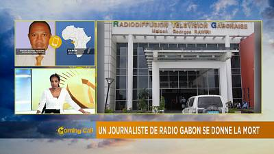 Gabon : un journaliste de radio gabon se donne la mort [The Morning Call]