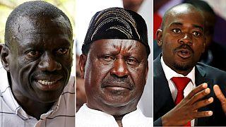Africa's 'People's Presidents': Chamisa to join Odinga, Besigye?