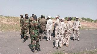 Ethiopia-Eritrea troops dismantle borders ahead of New Year